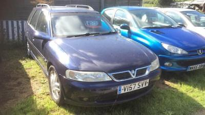 Vauxhall Vectra 2.5 V6 SRi 5 door touring ESTATE