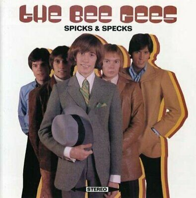 The Bee Gees - Spicks & Specks - The Bee Gees CD D8VG The Cheap Fast Free Post