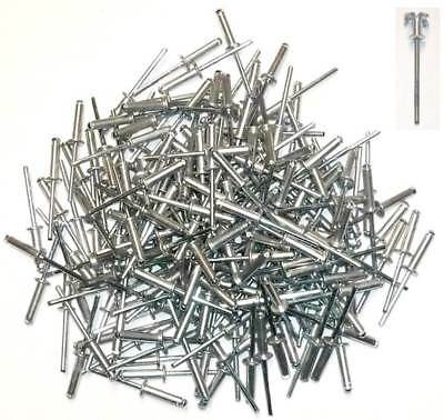 "RIVETS ECLATEURS TYPE ""POP"" de 4.8 x 20"