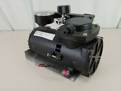 Thomas 107 Series 12V DC Diaphragm Vacuum Pump 107CDC20-898