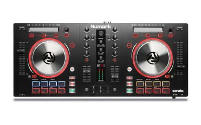 Numark Mixtrack Pro llI DJ Software Controller mit integriertem Audiointerface
