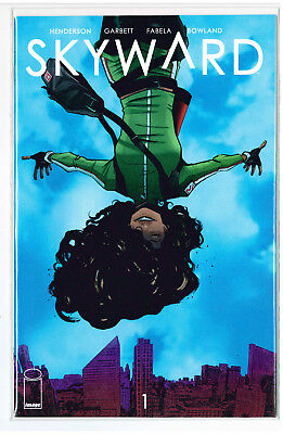 SKYWARD #1 1st Print IMAGE COMICS 2018 SONY Movies Optioned NM