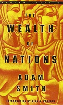 Wealth of Nations by Adam Smith New Paperback Book