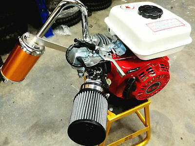 Huffy Slider Drift Trike Go Kart 6.5hp Motor Performance Air Filter Muffler kit