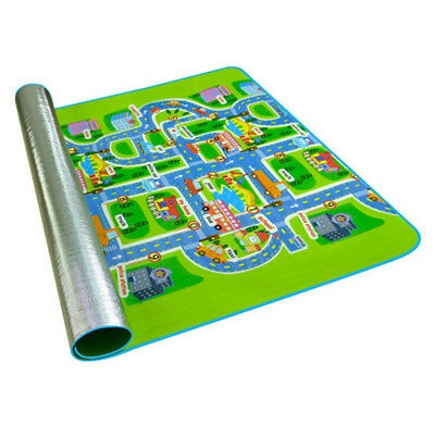 Baby Play Mat Toys For Children's Mat Kids Rug Playmat Developing Mat PE co H7Y3