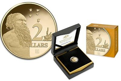 "2018 $2 30TH ANNIVERSARY OF $2 COIN ""M"" PRIVY-MARK PROOF ANDA CoA 65"
