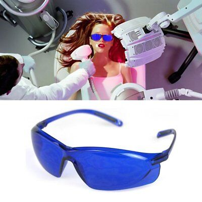 IPL Glasses For IPL Beauty Operator Safety Protective Red Laser Safety Goggles I