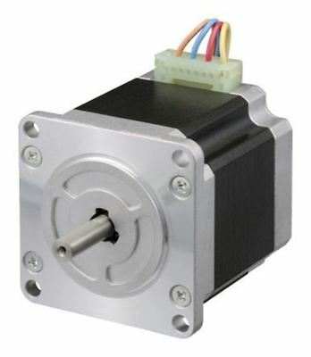 Sanyo Denki Bipolar Single Shaft Stepper Motor 1.8°, 1.0Nm, 24 V dc, 1 A, 4 Wir