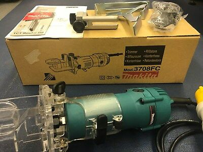 Makita 3708FC Laminate Trimmer 110v