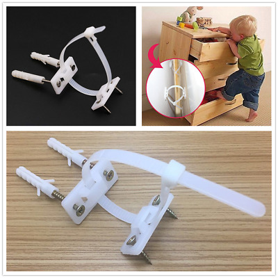 Useful Anti-tip TV Furniture Safety Wall Strap Tools Nylon Kids Safty Home