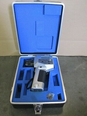 Boxed Minolta Chroma light Meter CS-100A with case and manuals CS-100