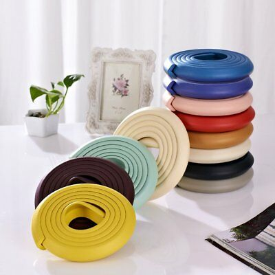 2M Thick Table Edge Corner Protection Cover Protectors Roll For Baby Safety AUu