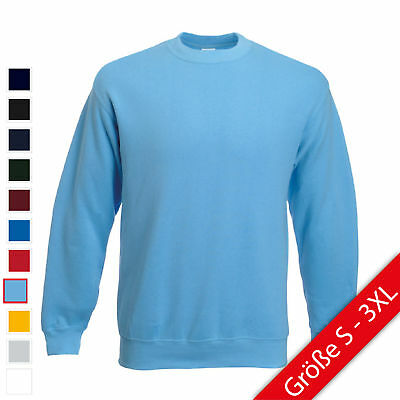 Fruit of the Loom Classic Set-In Sweat Sweatshirt NEU
