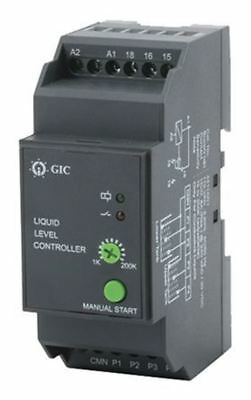 GIC 44 Series Level Controller, 400 V ac Input