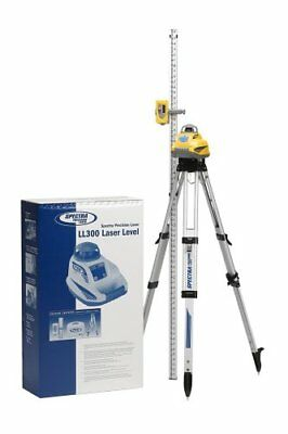 Spectra Precision Laser LL300-1 Automatic Self-leveling Laser Level