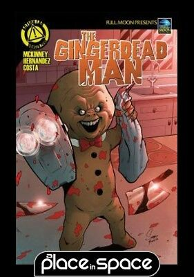 Gingerdead Man Baking Bad - Softcover