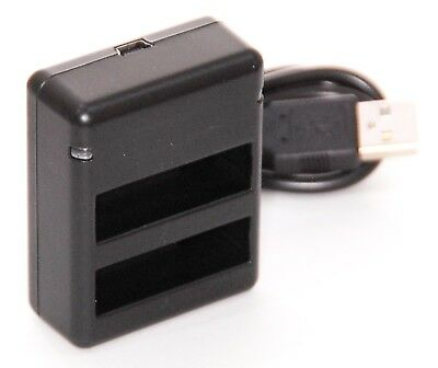 Dual Battery Charger (For GoPro® Hero 4)