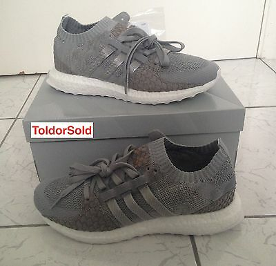 34110a25cac2 NEW! ADIDAS X Pusha T  King Push  EQT PK SUPPORT ULTRA Grayscale ...