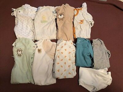 gender neutral baby clothes lot