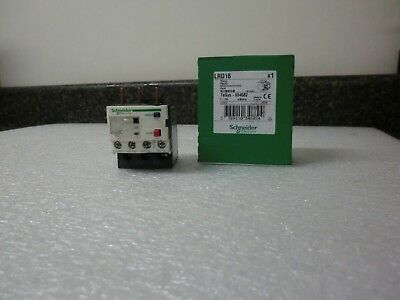 New! Schneider Electric TeSys LRD16 Relay Overload 034682