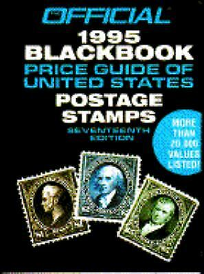 The Official Blackbook Price Guide of U. S. Postage Stamps 1995