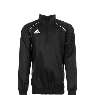 adidas Performance Core 18 Windbreaker Kinder Schwarz NEU