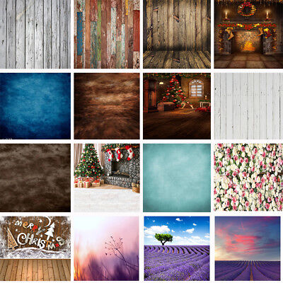 103 Patterns Photography Wood Wall Backdrop Christmas Background 3D Studio Prop