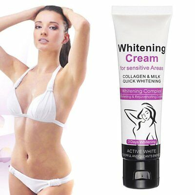 Aichun Beauty Armpit Whitening Cream Body Get Rid of Dark Legs Knees Private O5
