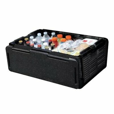 Chill Chest Lightweight Ice-Free Cooler+Keeps Food & Drink Hot/cold+Foldable Kl