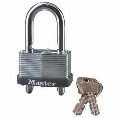 Master Lock 510D lock with Adjustable Shackle, 1-3/4-inch