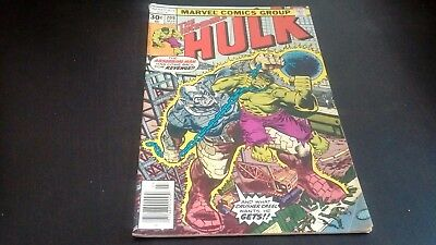 The Incredible Hulk #209 Original Marvel Comic 1977