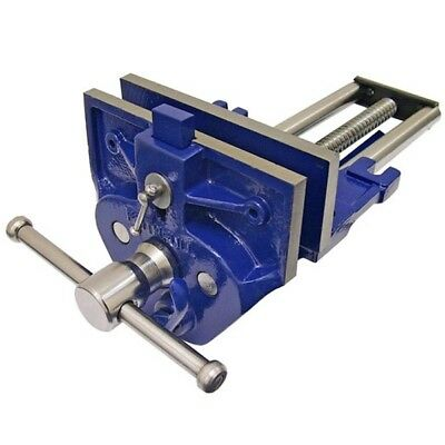 Irwin Record T52ED Woodworking Vice 175mm (7in) with Quick Release