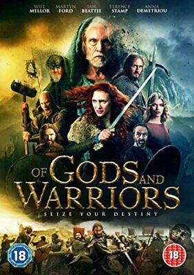 Of Gods And Warriors [DVD] - DVD  BTVG The Cheap Fast Free Post
