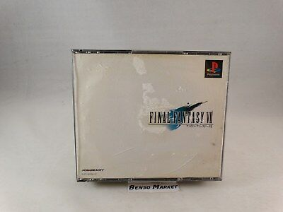 Final Fantasy Vii 7 Playstation 1 2 3 One Ps1 Ps2 Ps3 Psx Import Jap Giapponese