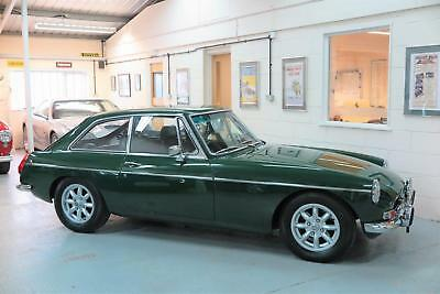 1973 - MG B GT 1940cc Coupe - British Racing Green