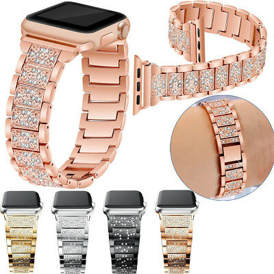 Stainless Steel Bracelet for iWatch Band Strap For AppleWatch Series4 3 38/40mm