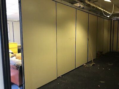 office divider wall - large