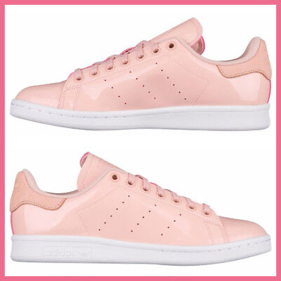 new product c513c c8f95 Adidas Stan Smith W Pink Ladies Trainers Brand New Size Uk 5 (R12)