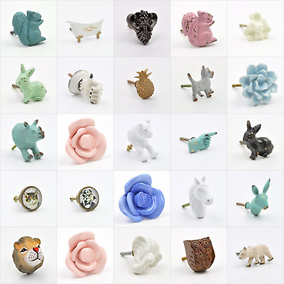 Fun Cool Novelty Knob, Pull, Handle, for Cupboards, Doors, Cabinets, Drawers, Fu