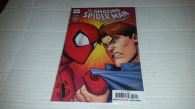 The Amazing Spider-Man # 3 (2018, Marvel) 1st Print Main Cover