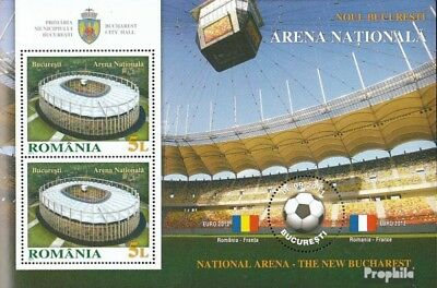 Romania block513 (complete.issue.) unmounted mint / never hinged 2011 Nationalar
