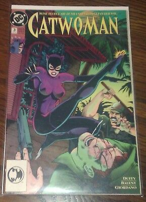 Catwoman Vol 2 #3 VF/NM Jim Balent DC Comics