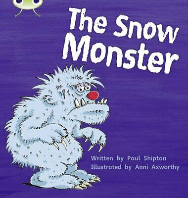 Bug Club Phonics Bug Set 17 The Snow Monster by Shipton, Paul Paperback Book The