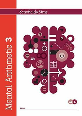 Mental Arithmetic Book 3: Years 4-5 Ages  by Schofield & Sims New Paperback Book