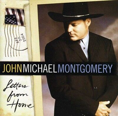 John Michael Montgomery - Letters from Home [New CD]
