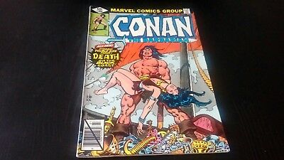 Conan The Barbarian #100 Original Marvel Double Size Issue (1979)