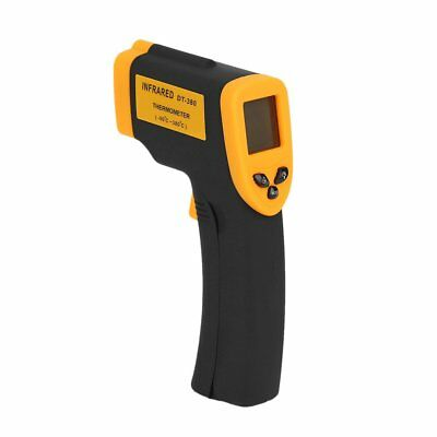 Handheld Digital LCD Temperature Thermometer Laser Non-Contact IR Infrared Gun A