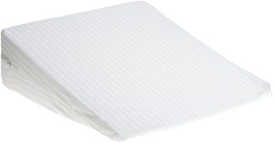 Carevas Cushy Form Bed Wedge Pillow With Memory Foam Top for Sleeping M0K7
