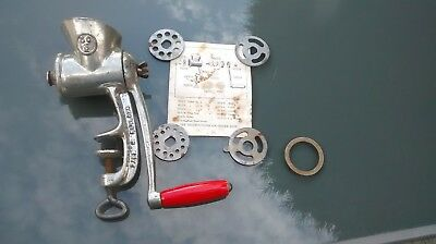 Antique Food Grinder - Harper 30/2 Food Mincer