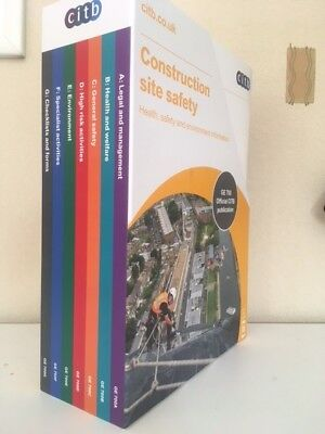 Citb ge700 construction site safety book set 2015 and supporting ge700 construction site safety book new citb ge70017 fandeluxe Gallery